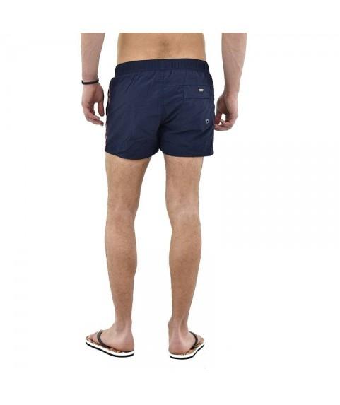 Basehit Men's Volley Shorts Navy 191.BM501.27-01