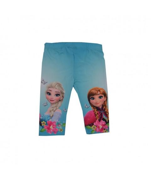Παιδικό κολάν ''Frozen'' ''Ελσα & Άννα'' Σιελ 380240-10