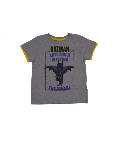Παιδικό T-shirt ''Batman'' γκρι 380240-25