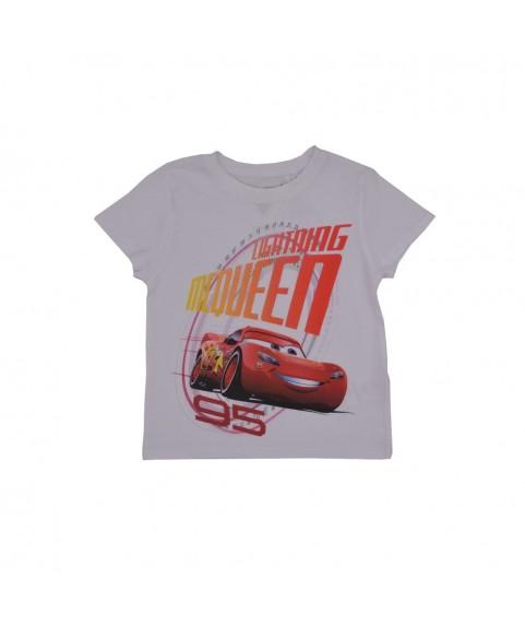 Παιδικό Τ-shirt ''CARS'' Λευκό 380240-28