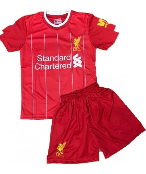 Παιδικό Σετ Ποδοσφαίρου Liverpool-Virgil Κόκκινο 7509
