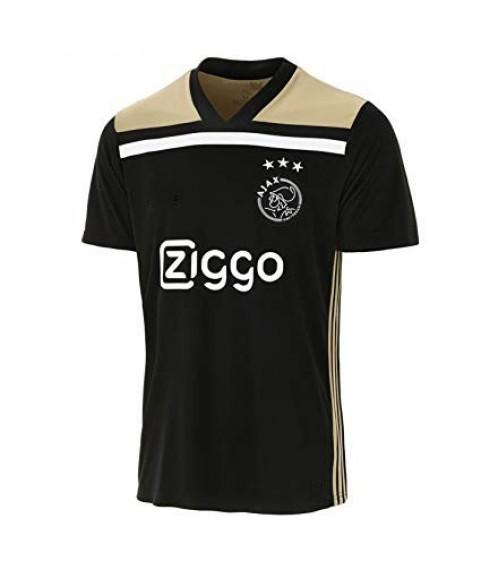 Παιδικό Σετ Ποδοσφαίρου Ajax Μαύρο-Χρυσό 7301