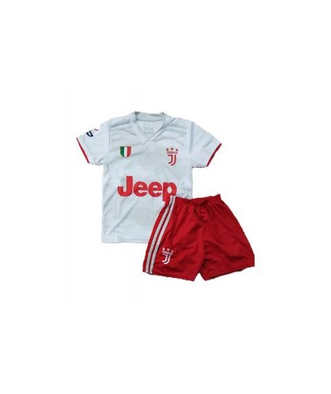 Παιδικό Σετ Ποδοσφαίρου Juventus-Ronaldo Λευκό 7207