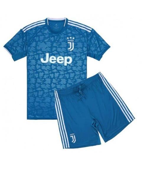 Παιδικό Σετ Ποδοσφαίρου Juventus-Ronaldo Γαλάζιο 7204