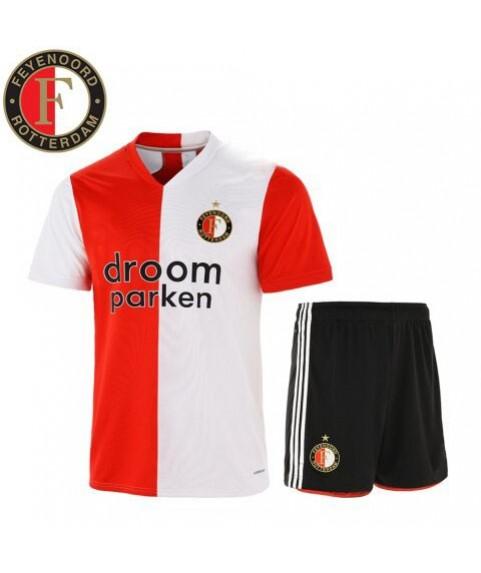Παιδικό Σετ Ποδοσφαίρου Feyenoord Κόκκινο Λευκό 7602