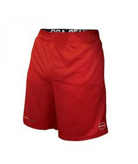Ανδρικά Σορτς GSA Supercotton Jersey Shorts Red 1718041-08