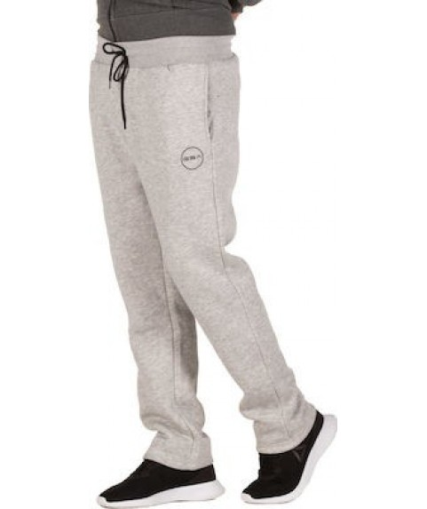 SUPEROTTON BOOTCUT SWEATPANTS VICTORIOUS GREY