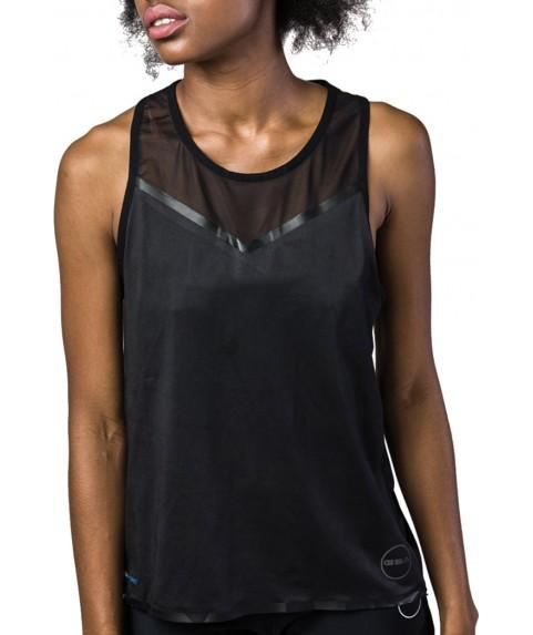 Γυναικεία Αμάνικη GSA GSAHYDRO+ Loose T-Black Vest 1728012-01
