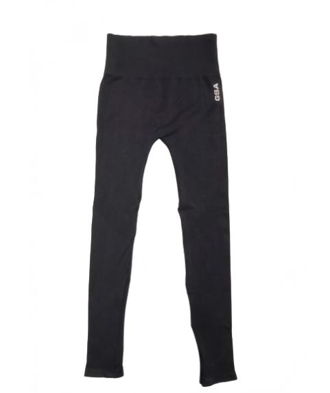 Γυναικείο Κολάν GSA  Hydro Seamless Leggings 7/8 Black 1727105-01