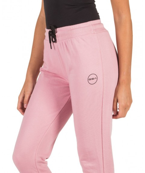 GSA SUPERCOTTON JOGGER DUSTY PINK