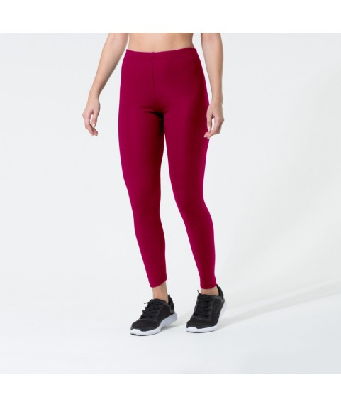 Γυναικείο Kολάν GSA Hydro+ Up & Fit Performance Leggings Fuchsia  1729034-14
