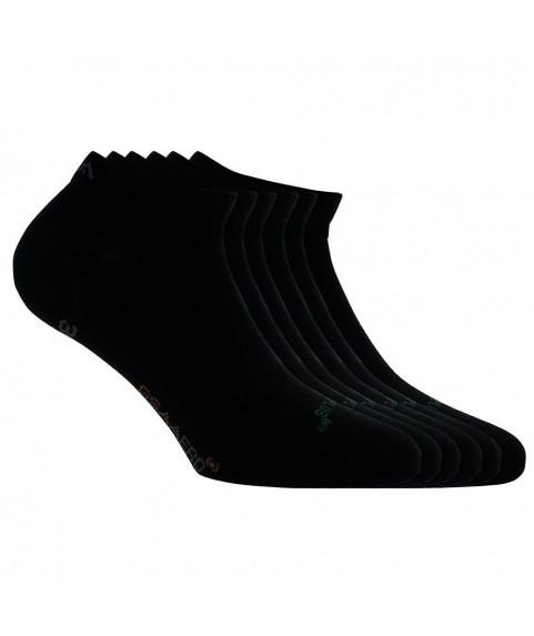 Γυναικείες Κάλτσες GSA 365 Supercotton (36-41) 3 ΤΕΜ Μαύρο χρώμα 82-16143