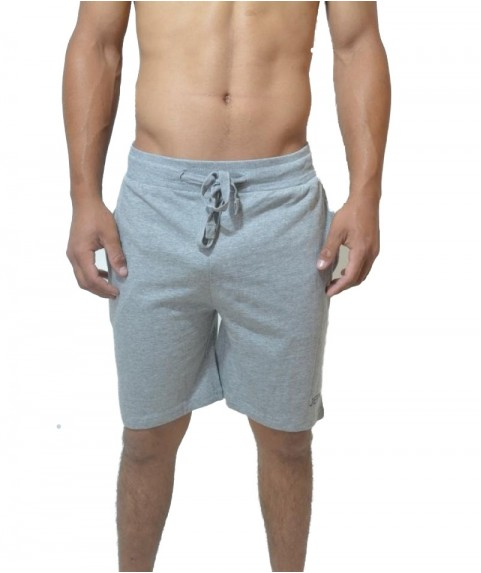ORIGINAL  JERSEY  SHORTS GREY MELANGE