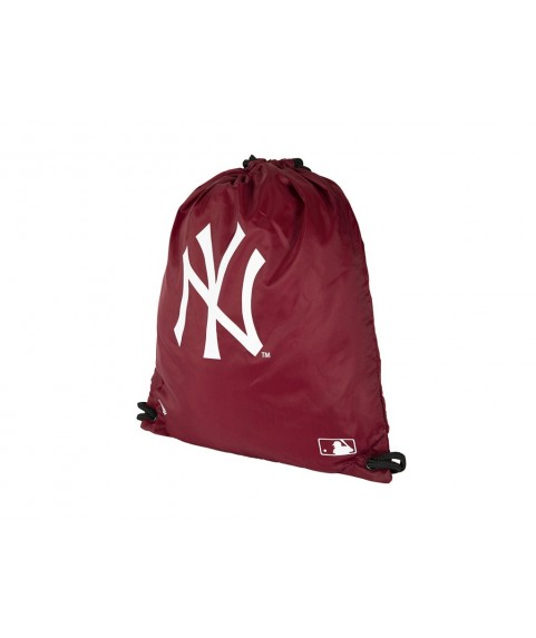 New Era Gymsack Sport Bag – Mlb New York Yankees 11942036