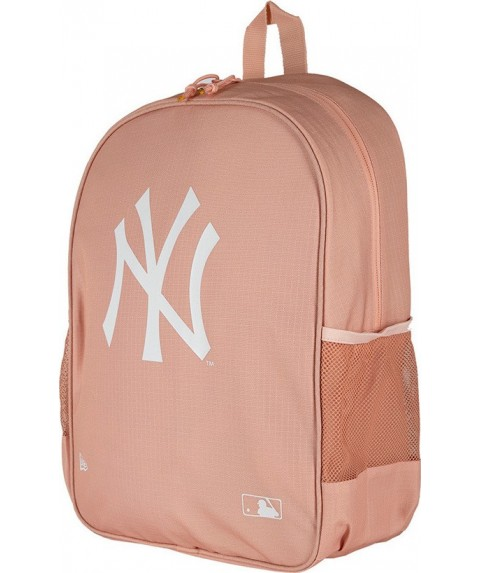 New Era NY Yankees MLB Essential Backpack Yankees Pink 11942045-2