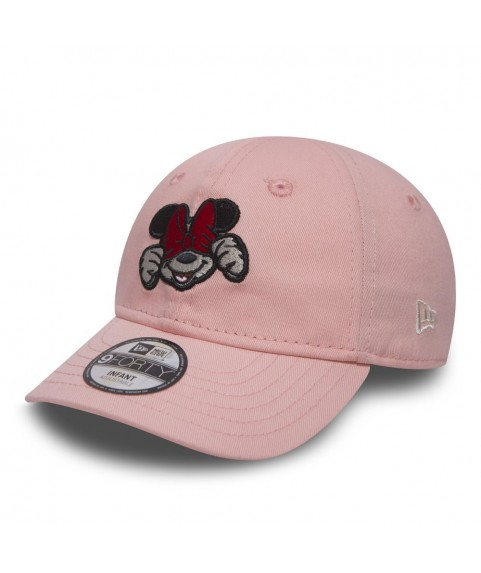 Καπέλο New Era Minnie Mouse Expression Kids Pink 9Forty (Κορίτσι)
