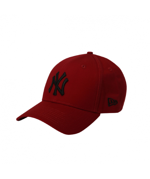 NEW YORK YANKEES LEAGUE ESSENTIAL D. RED 9FORTY CAP 60141851