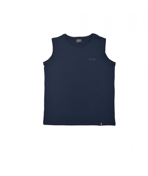 Μπλούζα Paco & Co ''Basic Tank Top'' Navy 85102-02
