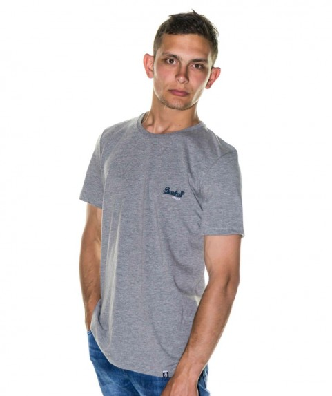 Paco & Co Men's T-shirt Basic Grey