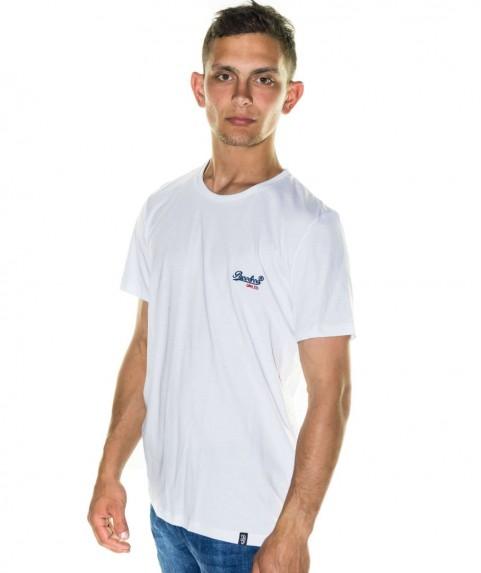 Paco & Co Men's T-shirt Basic White