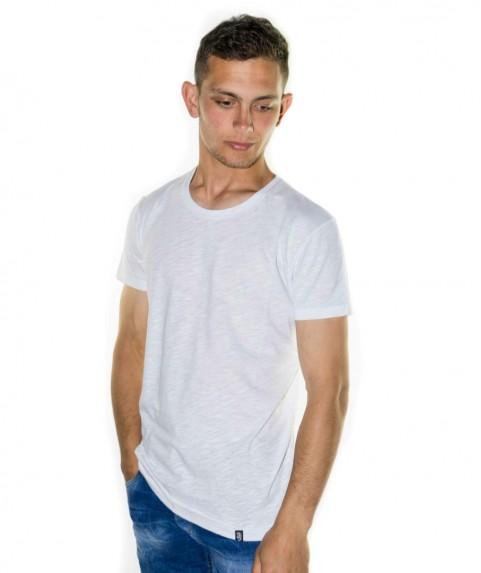 Paco & Co Men's T-shirt Crew Nek White