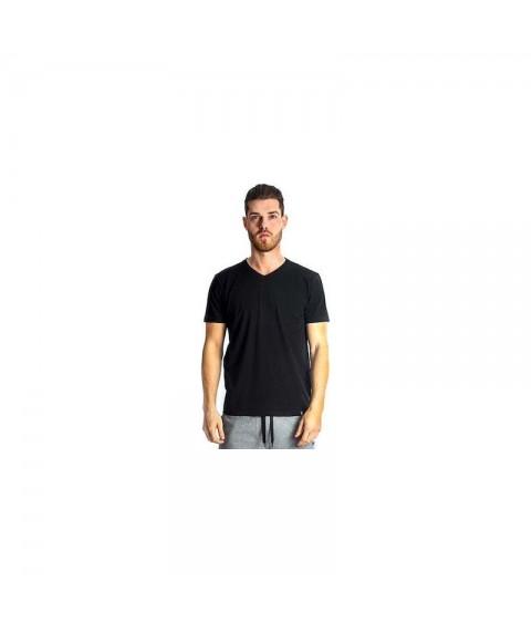 Μπλούζα Paco & Co ''V'' Μαύρο 85201-01