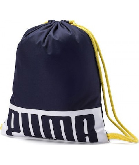 Puma Deck Gym Bag navy