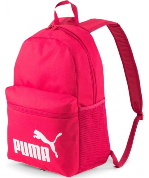 Puma Phase Backpack Fuchsia-White 075487-38