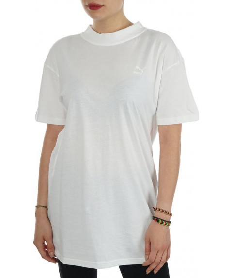 Archive Women's Bow Elongated T-Shirt White