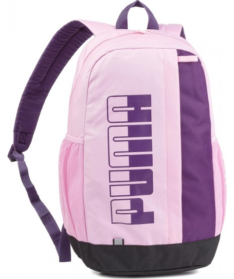 Backpack Puma Plus Backpack II Pale Pink-Indigo 075749-05