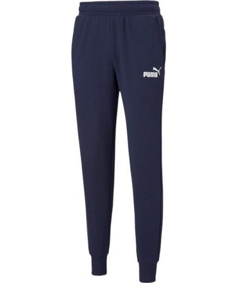 Ανδρική Φόρμα Puma Ess Logo Pants TR CL 586716-06