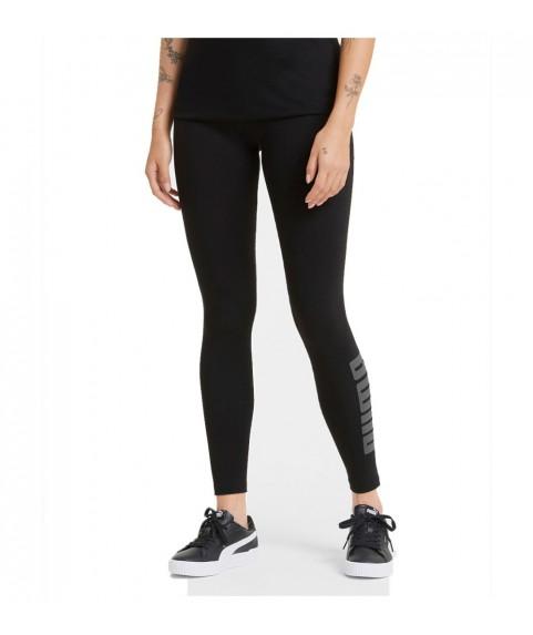 Γυναικείο Αθλητικό Κολάν Puma Modern Basics High Waist Leggings 585940-01