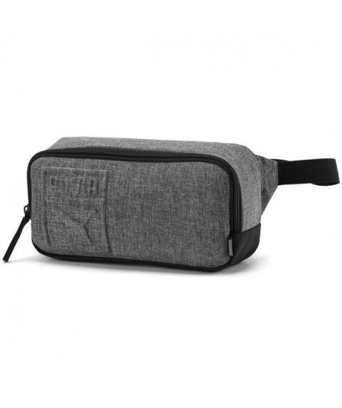 Puma S Waist Bag Grey 075642-09