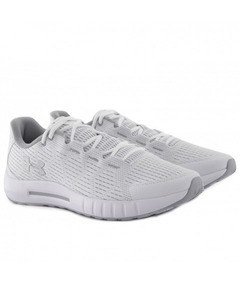 Under Armour Micro G Pursuit S White 3021250-101