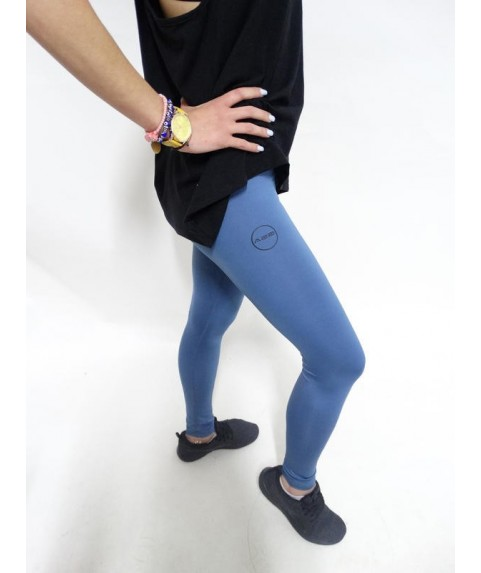 GSAHYDRO Up & Fit Performance Leggings Denim