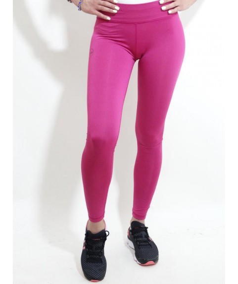 GSAHYDRO Up & Fit Performance Leggings Fouchia