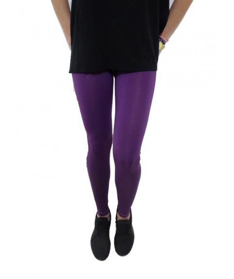 GSAHYDRO Up & Fit Performance Leggings Purple