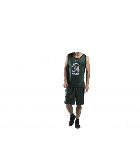 GSA GREEK FREAK Tank Top Celtic Green 34-18003-05