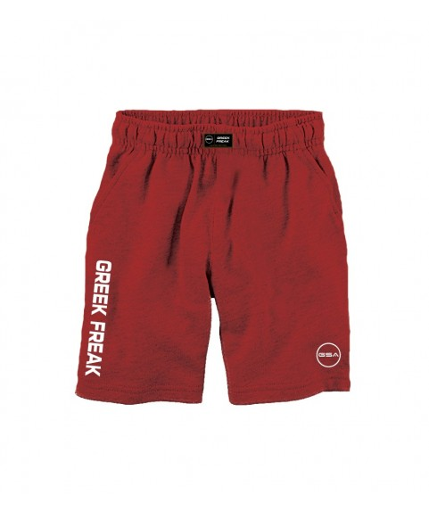 GSA GREEK FREAK SHORTS KIDS RED