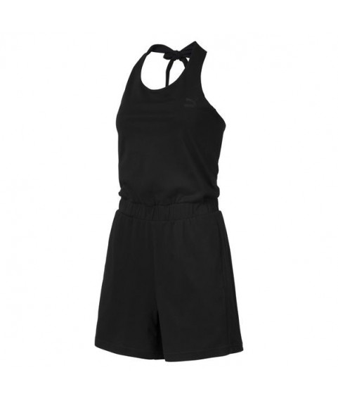 Archive Women's Bow Summer Overall Black