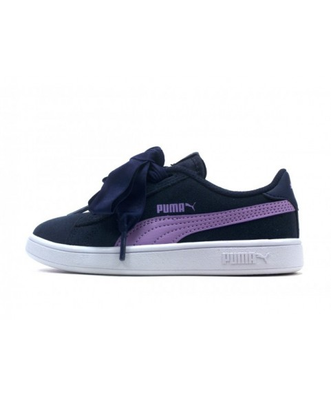 Puma Smash V2 Ribbon AC Kids