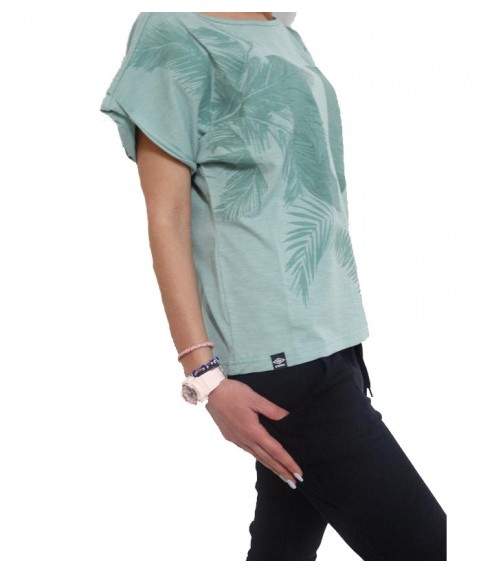 T-SHIR PALM TEE MINT