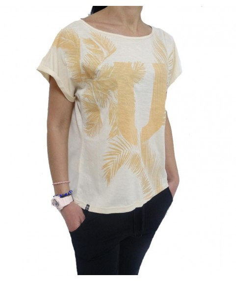 T-shirt Palm Tee Baby Powder