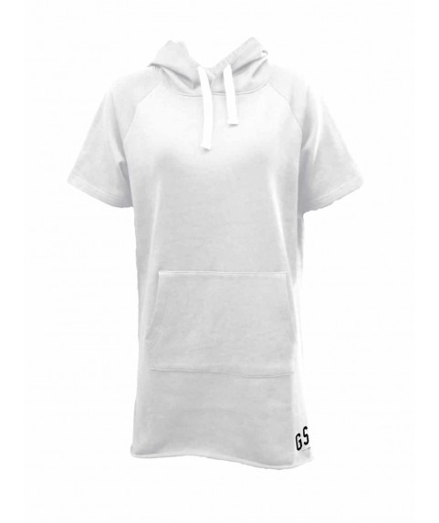 GLORY & HERITAGE Dress Hoodie Star White 37-28003-02