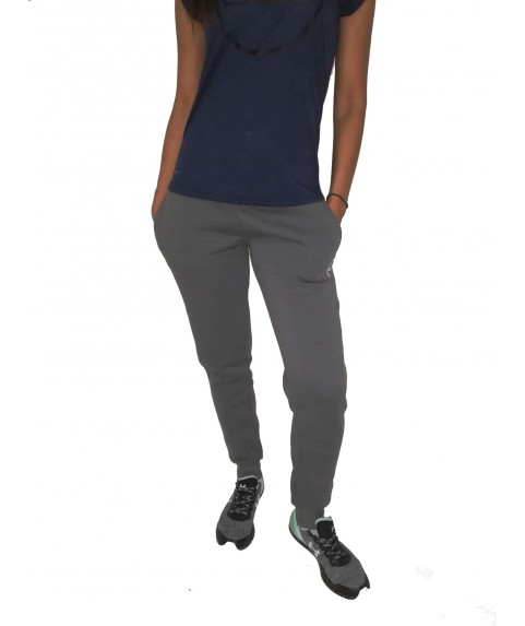 GSA SUPERCOTTON JOGGER CHARCOAL  17-28033-06