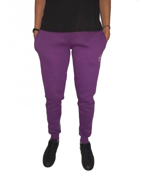 JOGGER SWEATPANTS SUPERCOTTON 29 - PURPLE