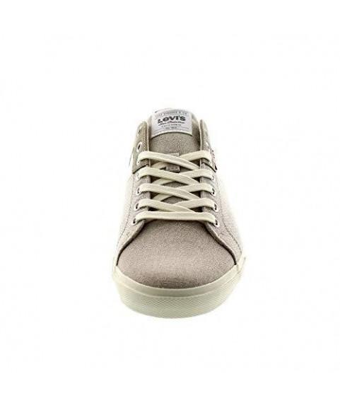 Levi's – Sneakers Beige