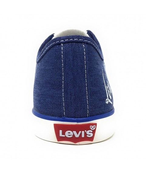 LEVI'S SCARPA ROYAL BLUE