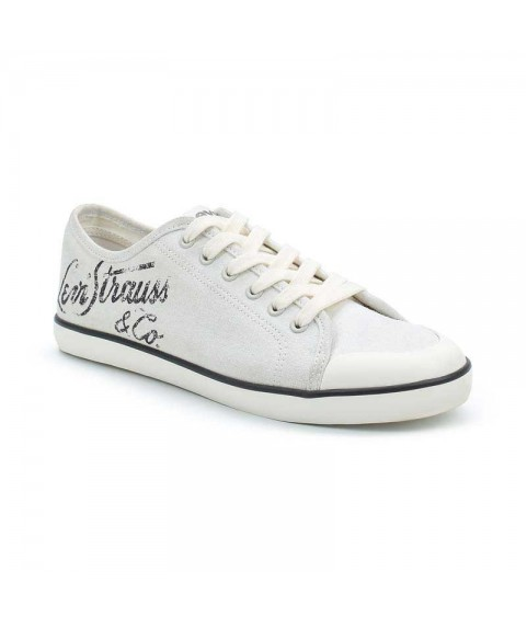LEVI'S SCARPA BRILILIANT WHITE