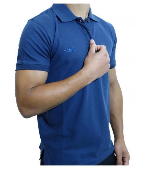 Ανδρική Polo Μπλούζα Ink